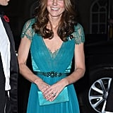 See More Photos of Kate in Her Jenny Packham Dress