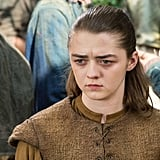How will Arya survive the wrath of the Faceless Men?