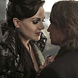 The Runner-Up: The Evil Queen and Rumpelstiltskin