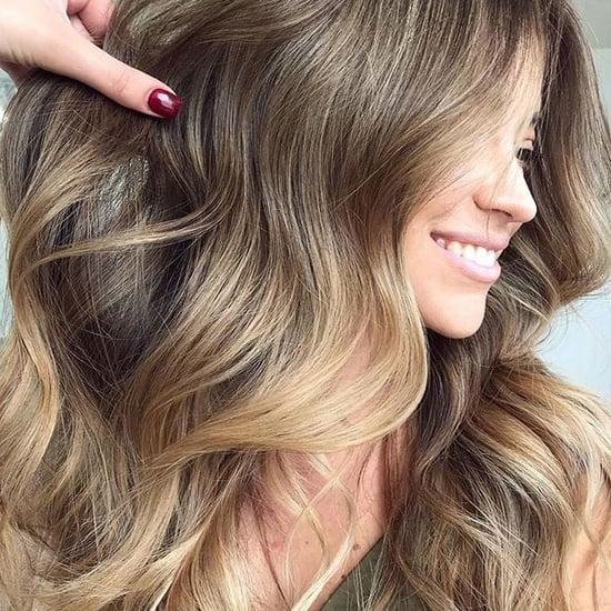 Fall Hair Colour Trend: Tweed