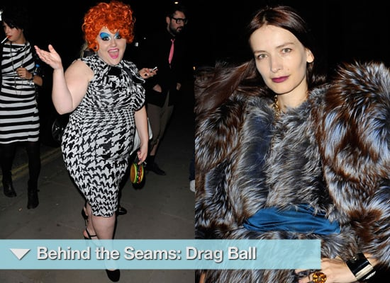 Photos from the Bistrotheque Annual Drag Ball