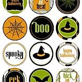 Boo, Spooky, Eek