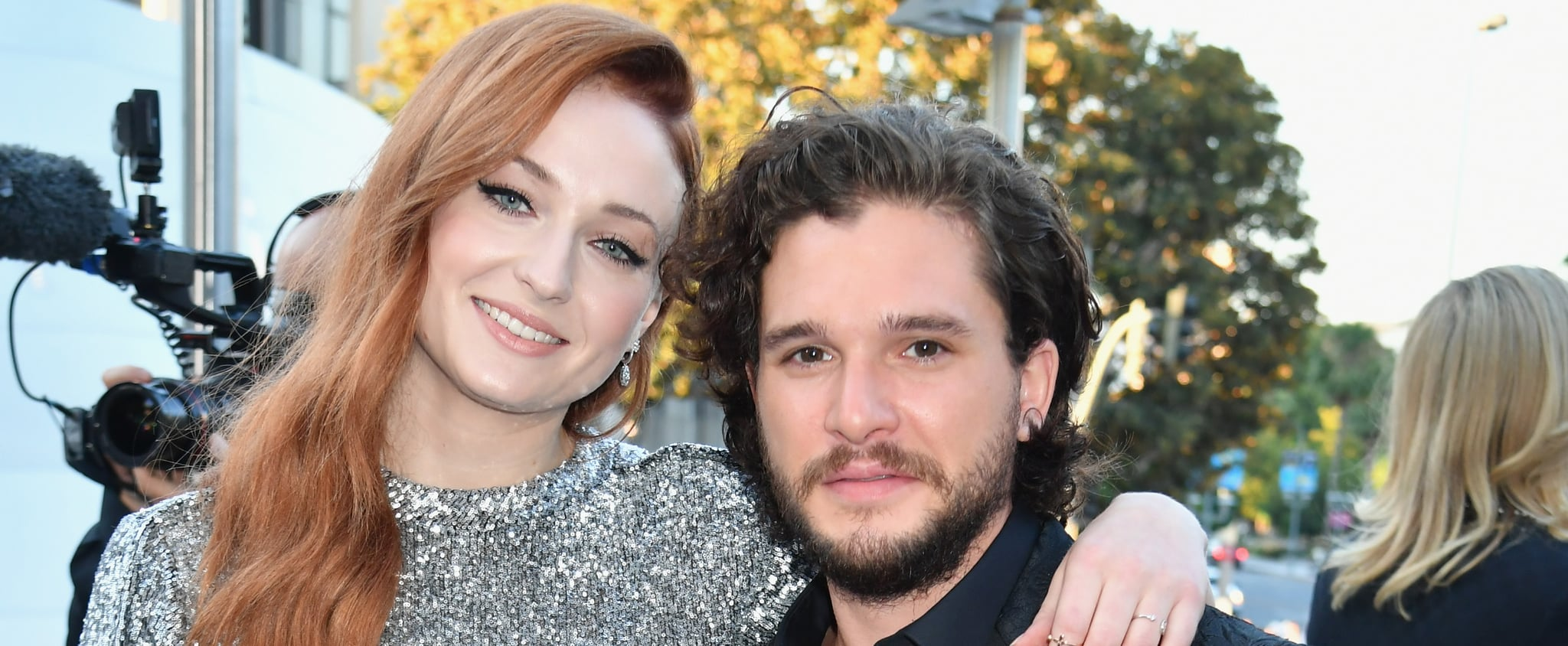 Kit Harington's Quotes About Sophie Turner at ACE Comic-Con