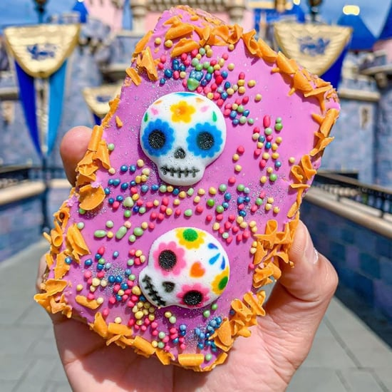 Disneyland's Magic Happens Parade Snacks