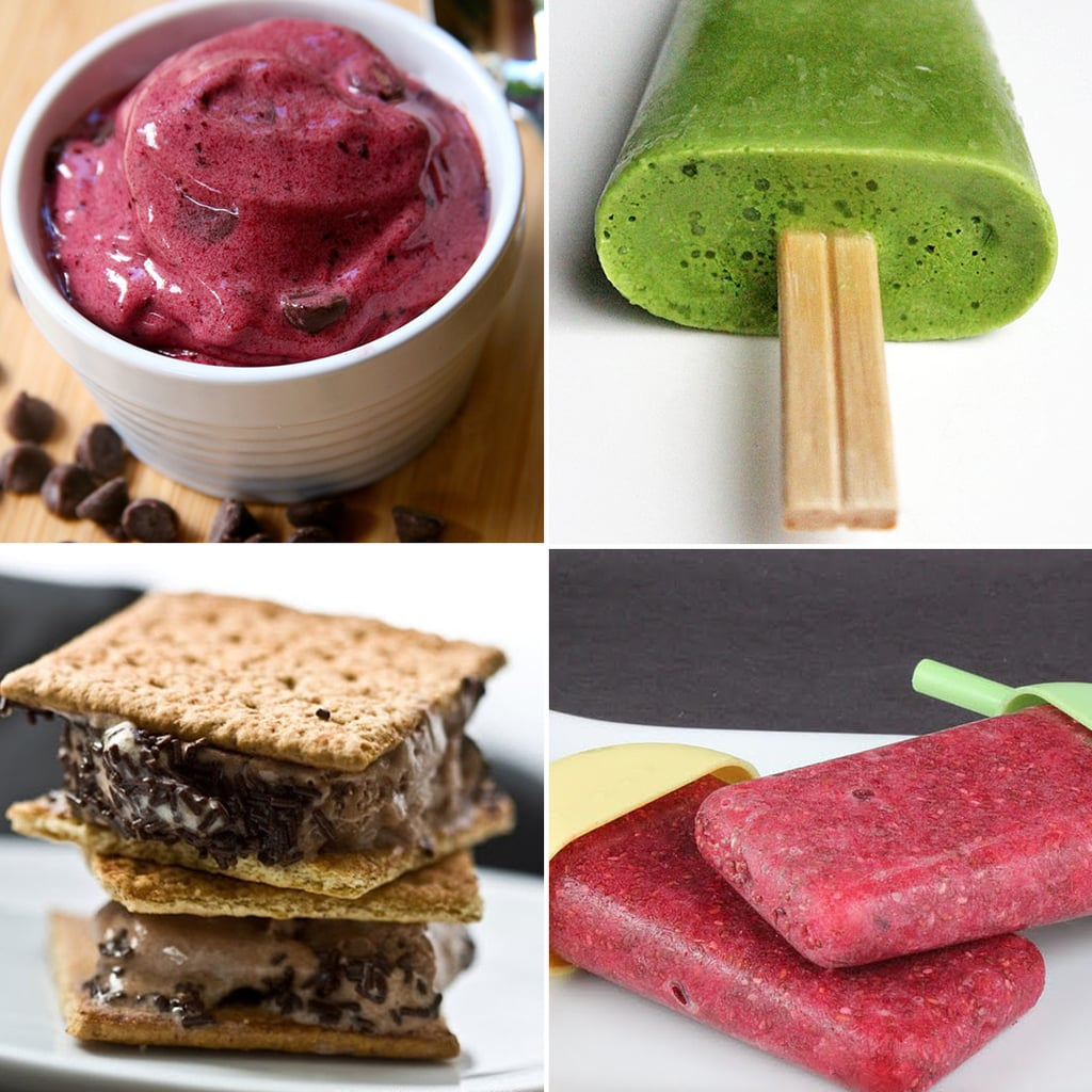 Best Healthy Frozen Desserts