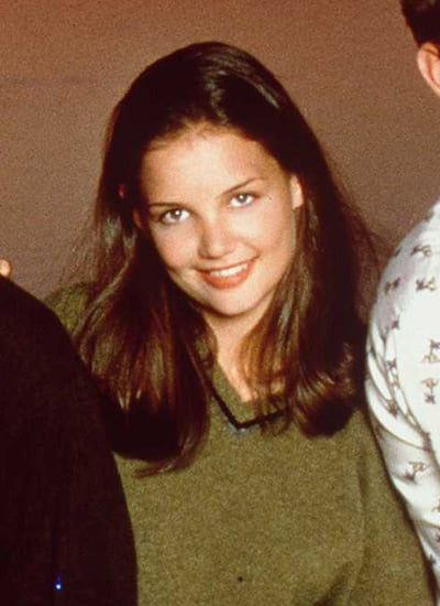 1998: As Joey Potter on Dawson's Creek
