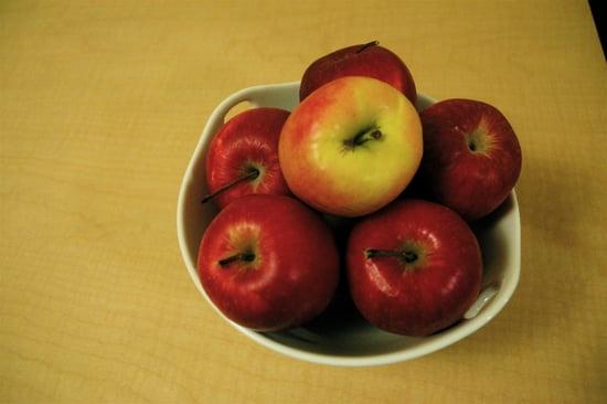52 Weeks of Baking: Week 2 - Apple Muffin Cake