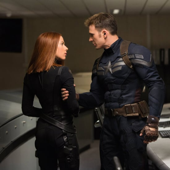 Scarlett Johansson's Captain America 2 Interview | Video