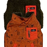 Lucy and Co. The Big Bear Reversible Teddy Fleece Dog Vest