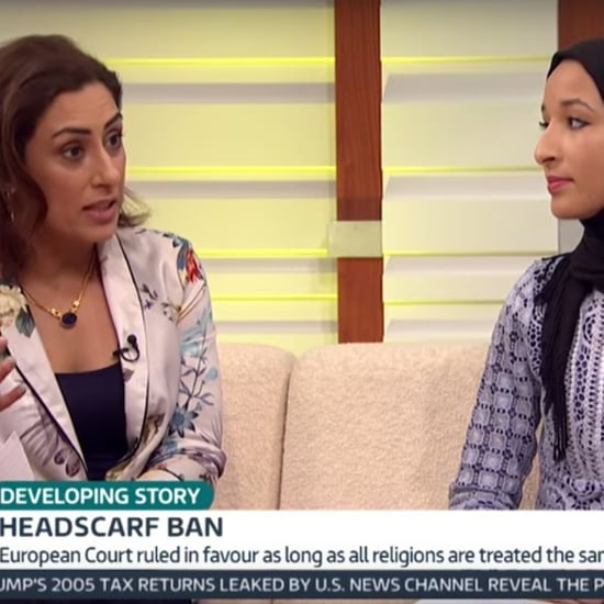 Piers Morgan Debates EU Hijab Ban With 2 Muslim Women On TV