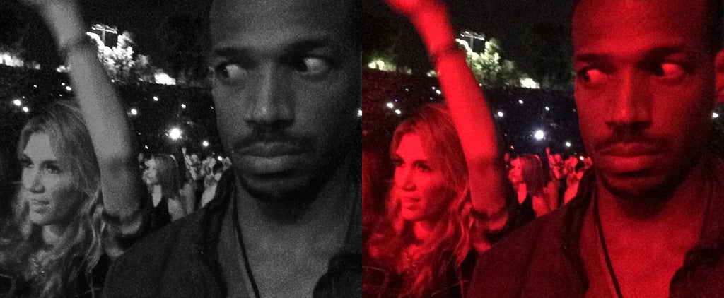 Marlon Wayans Twitter and Instagram of Delta Goodrem