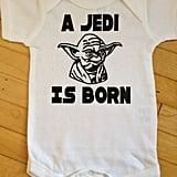 A Jedi Is Born