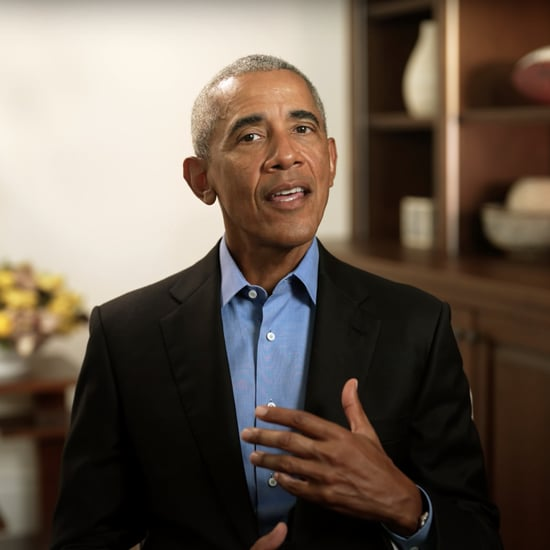 Barack Obama's Climate Change Speech During Dear Earth Event