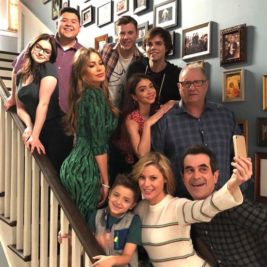 Modern Family Cast Say Goodbye After Wrapping Final Season