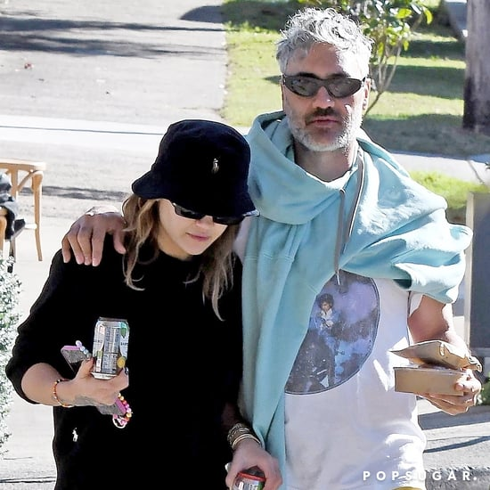 Are Taika Waititi and Rita Ora Dating?