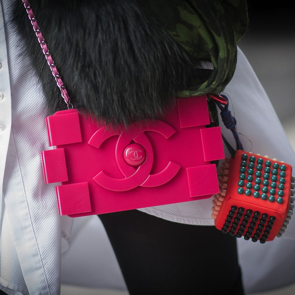 Best Street Style Shoes and Bags NY Fashion Week Fall 2014