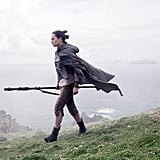 Rey from Star Wars: The Last Jedi