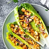 Barbecue Chicken Lettuce Wraps