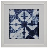 Shibori Indigo Decorative Wall Art