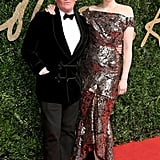 We Challenge You to Find a Couple More Fashionable Than Gwendoline and Giles