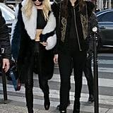 Their Furry Separates