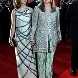Meryl turned the Oscars into a mother-daughter date with Grace in 2000.