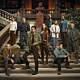 The cast of Revolution. Photo courtesy of NBC