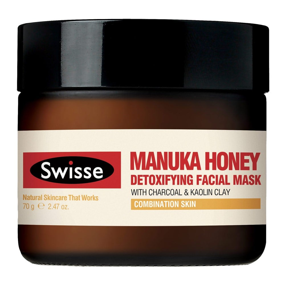 Swisse Manuka Honey Detoxifying Facial Mask, $17.99