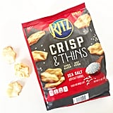 Ritz Crisp & Thins in Sea Salt