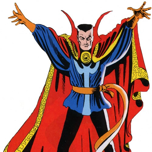 Who Is Doctor Strange?