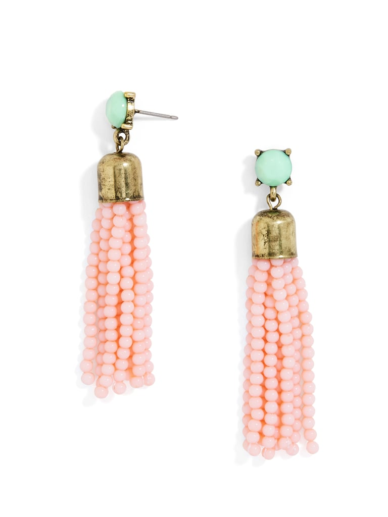 SugarFix by BaubleBar x Target Beaded Tassel Drop Earrings