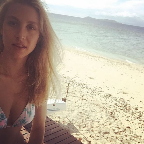 Whitney Port's Bikinigrams Confirm She's Having the Most Stylish Honeymoon Ever