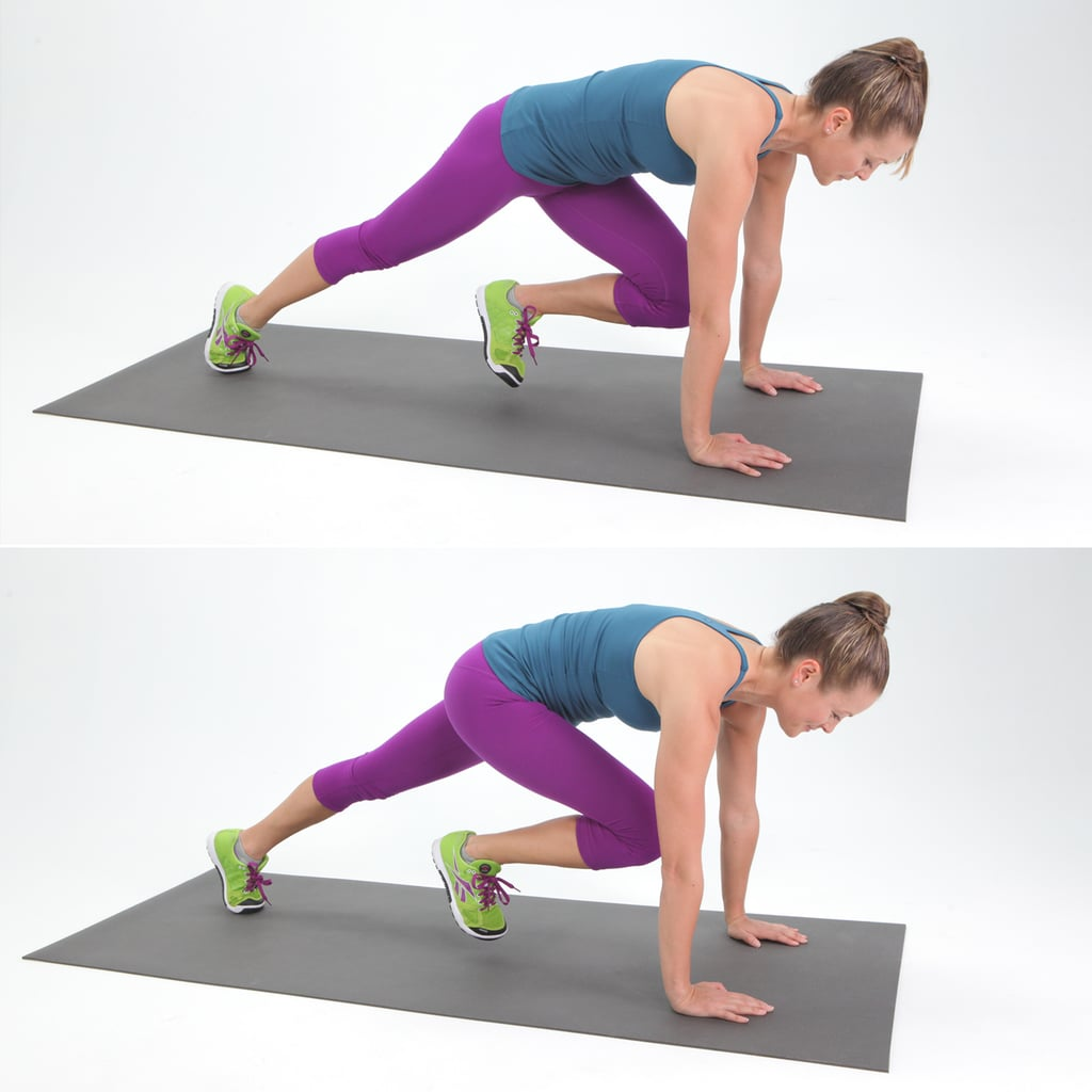 Mountain Climbers | A 25-Minute Cardio and Strength ...