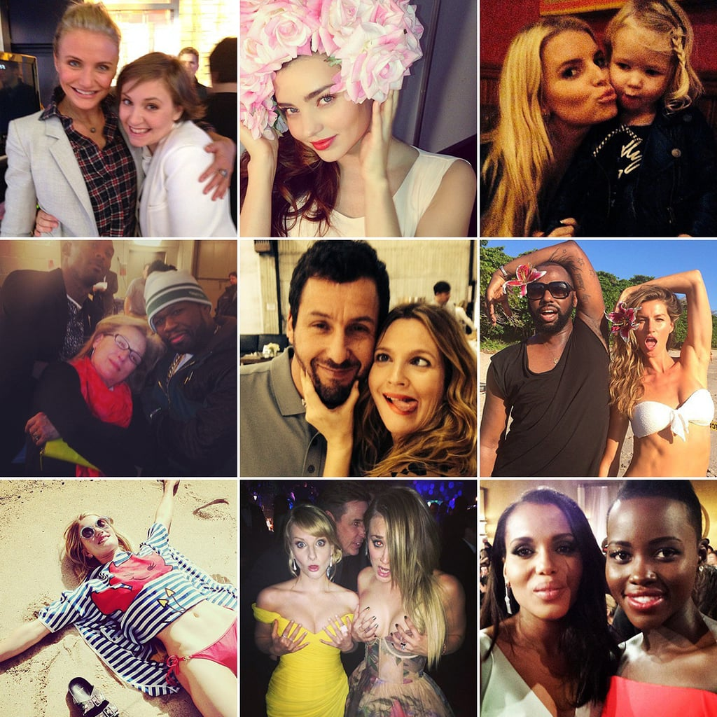 Best Celebrity Instagram Pictures | January 2014