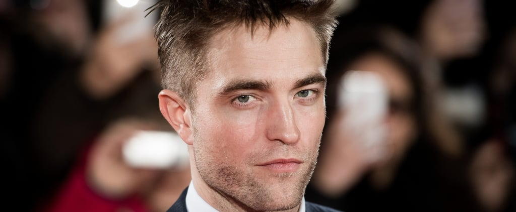 Robert Pattinson Might Not Be a Vampire Anymore, but We're Still Thirsty For Him