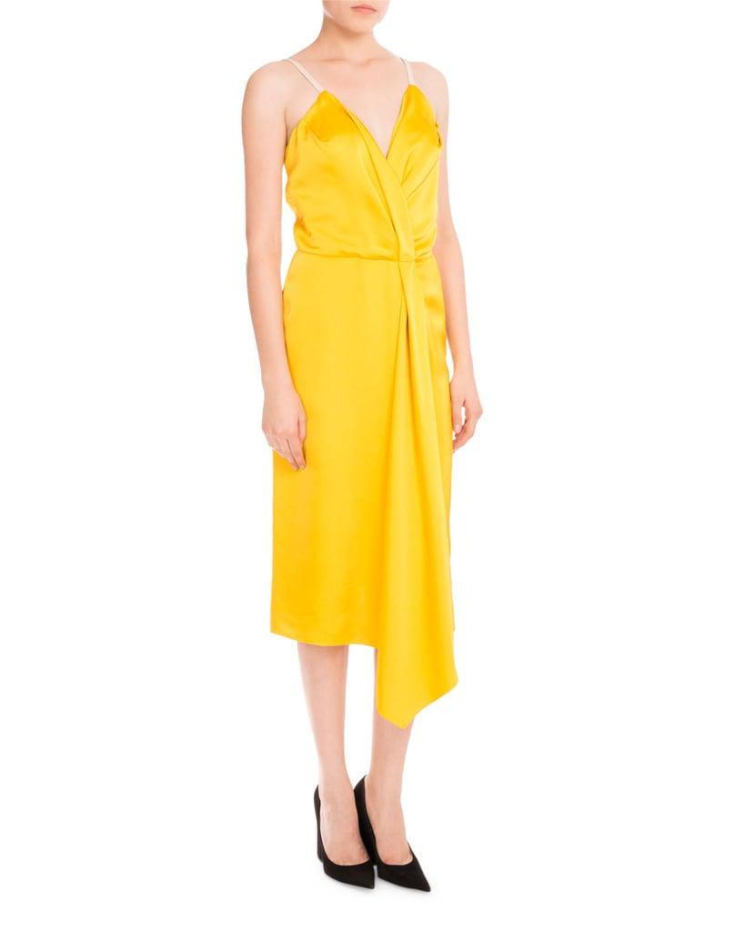 Victoria Beckham Satin Dress