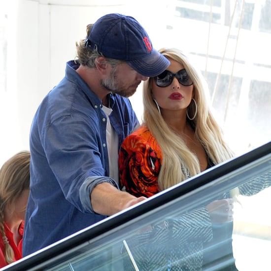 Jessica Simpson and Eric Johnson on Holiday in Italy