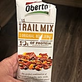 Trail Mix With Beef Jerky