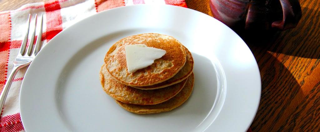 No Gluten Needed For These Oat-Based Blender Pancakes