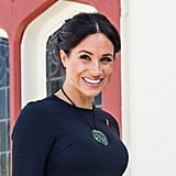 Meghan Markle's Pounamu Necklace in New Zealand 2018