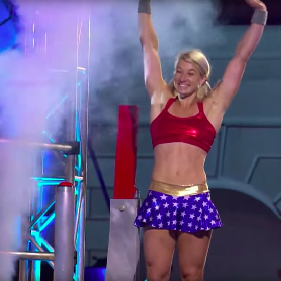 Wonder Woman Completes American Ninja Warrior Course | Video