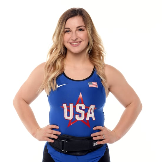 Weightlifter Kate Nye's Diet and Exercise Routine