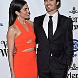 The duo was all smiles when they hit the red carpet at the Art of Elysium Heaven Gala in LA in January 2016.