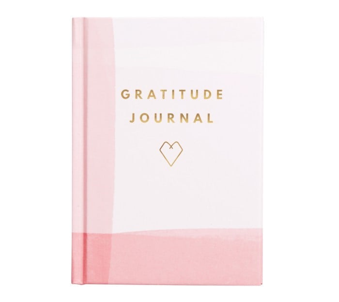 Kikki.K Thrive Gratitude Journal, $18.95