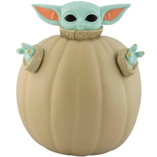 Star Wars Baby Yoda Pumpkin Push-In Kit From Target