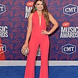 Tenille Townes at the 2019 CMT Awards