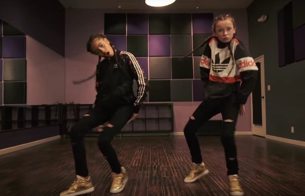 Watch Janet Jackson's Tween-Age Backup Dancers Absolutely Slay