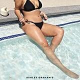 Ashley Graham Wearing a Bikini
