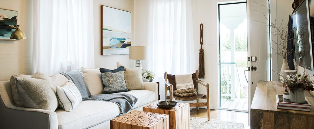 Small-Space Living Tips | POPSUGAR Home