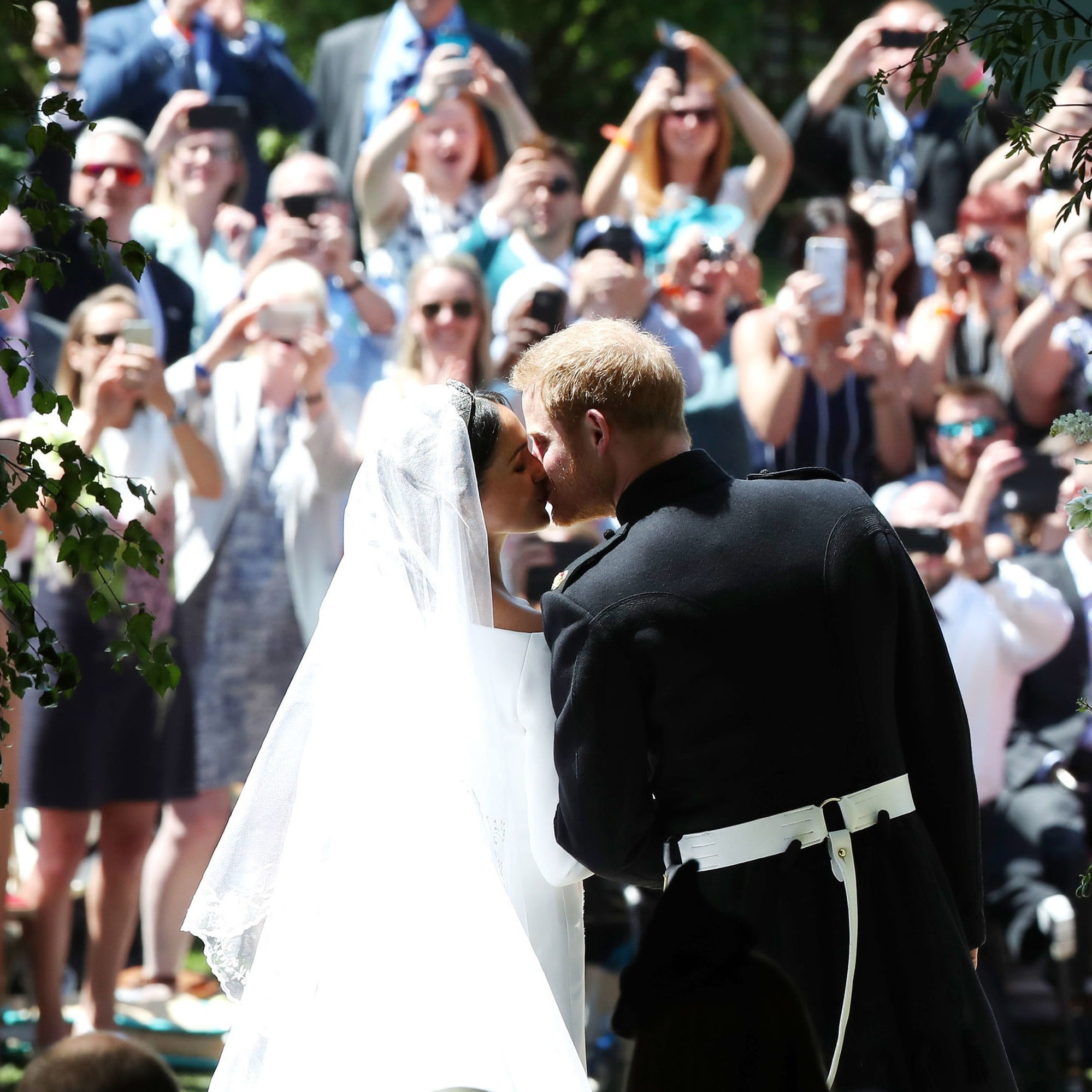 Best Moments From Prince Harry And Meghan Markle S Wedding